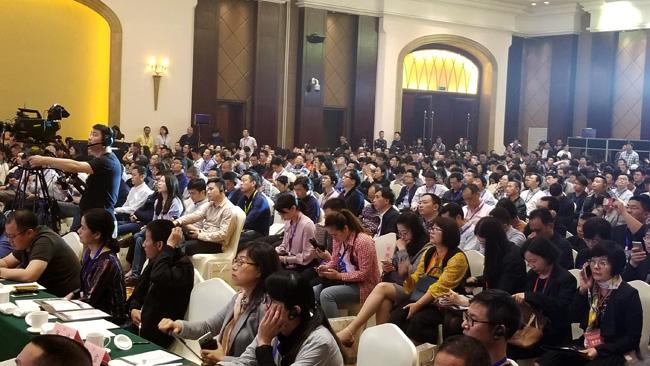 中国「世界電子商務大会」にて今年も弊社社長が講演